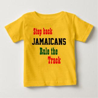 Jamaica sprinters t-shirts