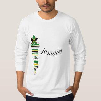 Jamaica Star Stripes Longsleeve T Shirt