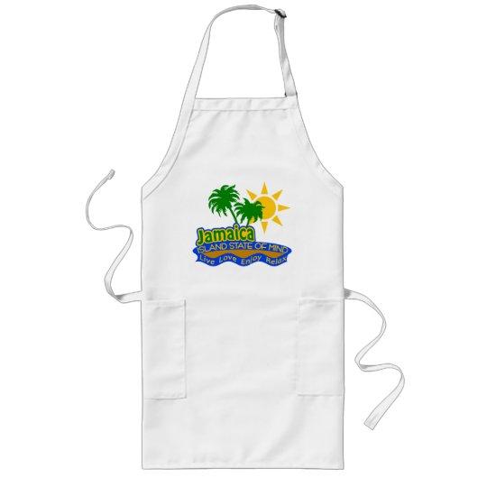 Jamaica State of Mind apron