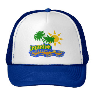 Jamaica State of Mind hat