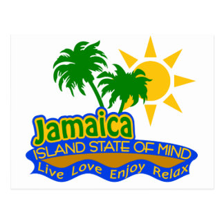 Jamaica State of Mind postcard