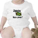 Jamaica t-camisetas-qué un gwaan