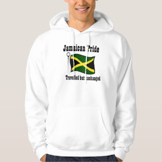 Jamaica t-shirts-travelled but unchanged hoodie