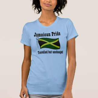 Jamaica t-shirts-travelled but unchanged tee shirt