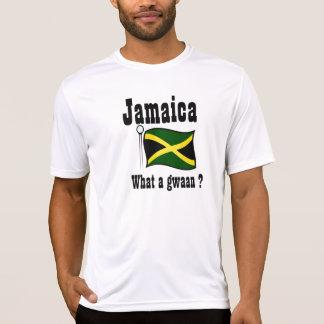 Jamaica t-shirts-what a gwaan T-Shirt