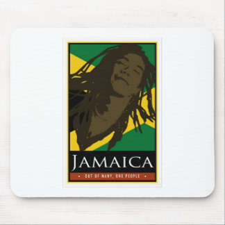 Jamaica Mouse Pads