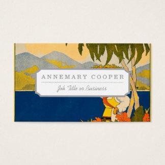 Jamaica, the gem of the tropics business card