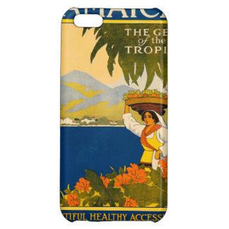 Jamaica, the gem of the tropics iPhone 5C case