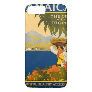 Jamaica, the gem of the tropics iPhone 7 plus case