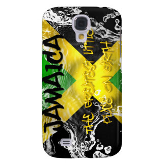 Jamaica,The Greatest Little Place On Earth Iphone Samsung Galaxy S4 Case