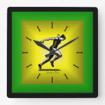 'Jamaica Time Reloj De Pared