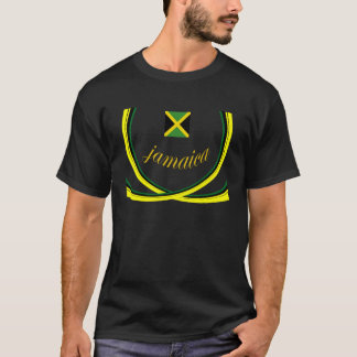 Jamaica Ultima Black Tshirt