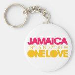 Jamaica un llavero del amor