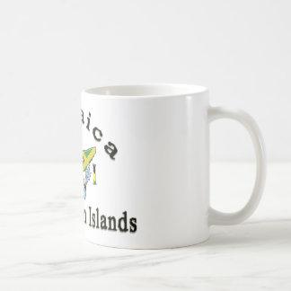 Jamaica / US Virgin Islands Coffee Mug