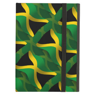 Jamaica Waving Flag Cover For iPad Air
