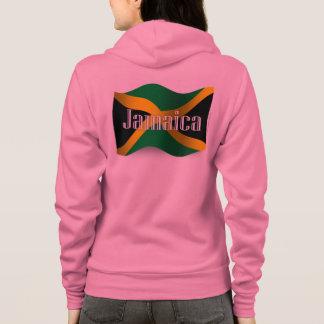 Jamaica Waving Flag Hoodie