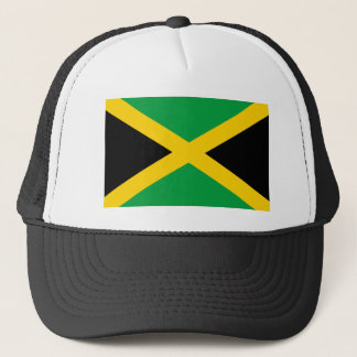 Jamaica World Flag Trucker Hat