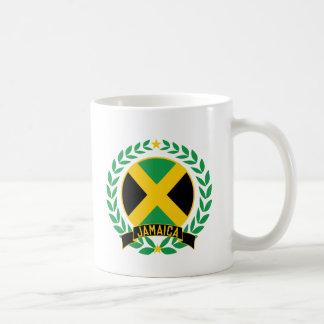 Jamaica Wreath Coffee Mug