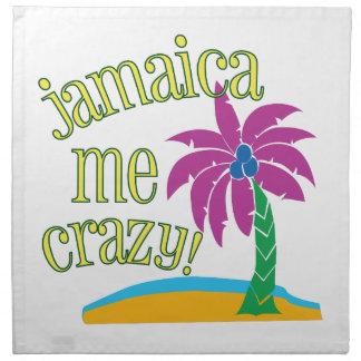 Jamaica yo loco servilletas