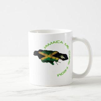 Jamaica yo viene de taza