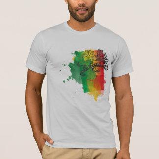 Jamaica Zion Lion T-shirt