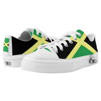 Jamaica Zipz Low Top Shoes, US Men 4 / US Women 6