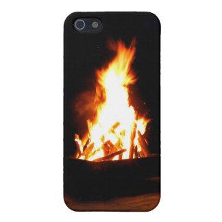 Jamaican Beach Bonfire iPhone iPhone 5 Covers