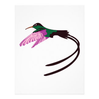 Jamaican Bird Letterhead