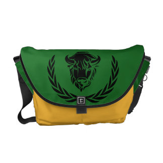 JAMAICAN BUFFALO BAG MESSENGER BAGS