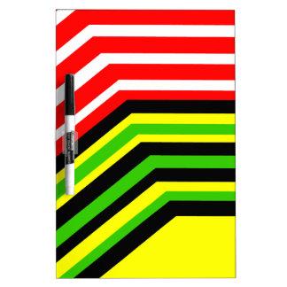 Jamaican canadian Dry-Erase board