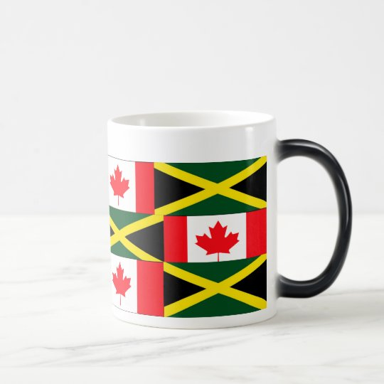 Jamaican-canadian mugs