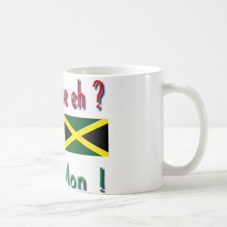 jamaican-canadian roots coffee mug
