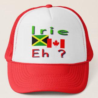 jamaican-canadian trucker hats