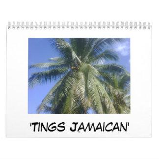 Jamaican Celebratory Calendar