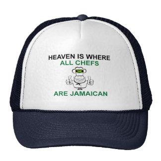 Jamaican Chefs Trucker Hat