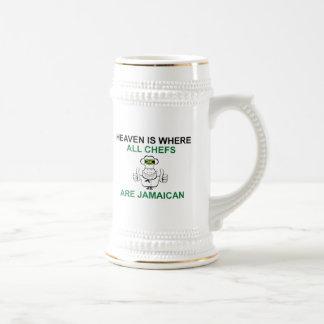 Jamaican Chefs Coffee Mugs