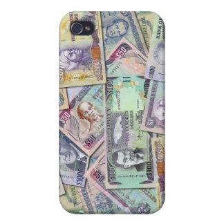 Jamaican currency - banknotes covers for iPhone 4
