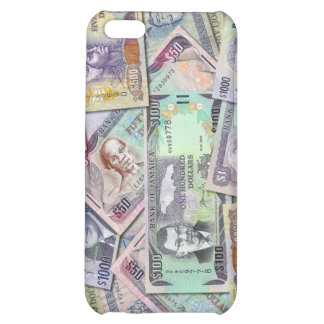 Jamaican currency - banknotes iPhone 5C covers