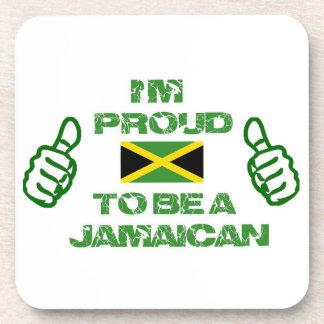 JAMAICAN DESIGN COASTER