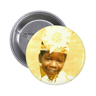 Jamaican Festival Button