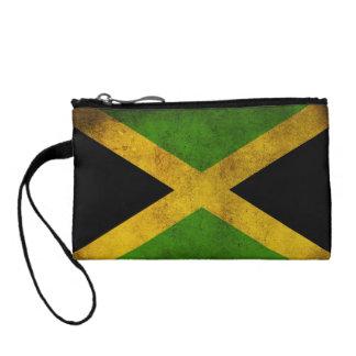Jamaican Flag Bag Coin Purse