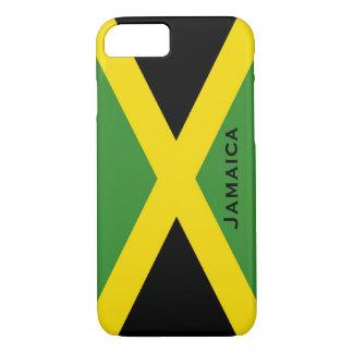 Jamaican Flag Black Green Yellow Jamaica iPhone 7 Case