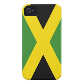 Jamaican Flag Blackberry phone case Case-Mate iPhone 4 Case