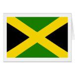 Jamaican Flag Cards
