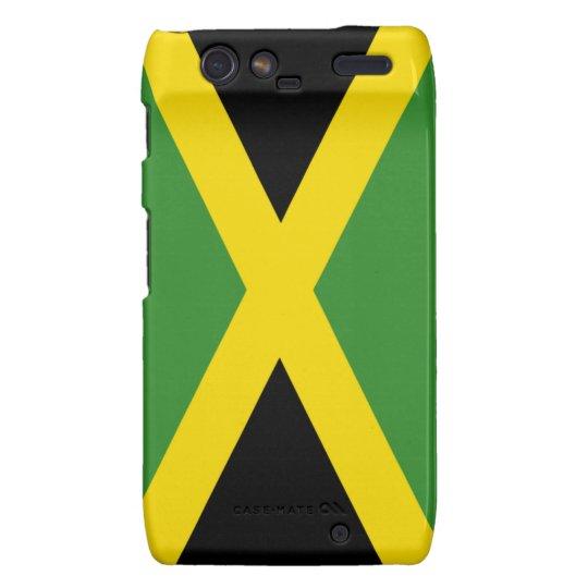 Jamaican Flag Droid phone case