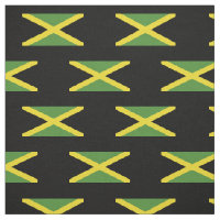 Jamaican Flag Fabric