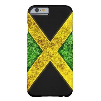 Jamaican Flag Fractal Barely There iPhone 6 Case