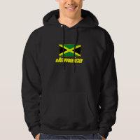 Jamaican Flag Hoodie