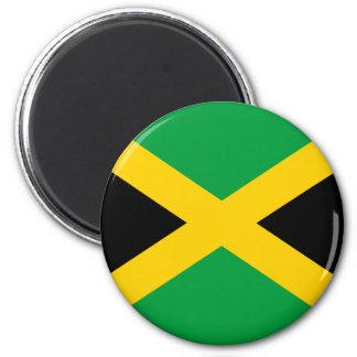 Jamaican Flag Refrigerator Magnet