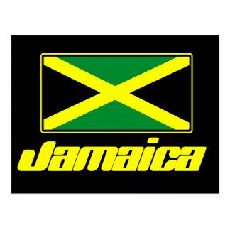 Jamaican Flag Postcards